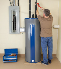 Hot Water Tank Installed In Coquitlam Jpg